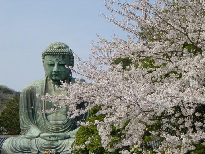 Big Buddha - Kamakura