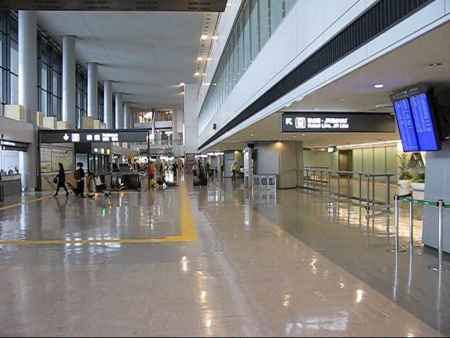 Narita Airport Arrivals