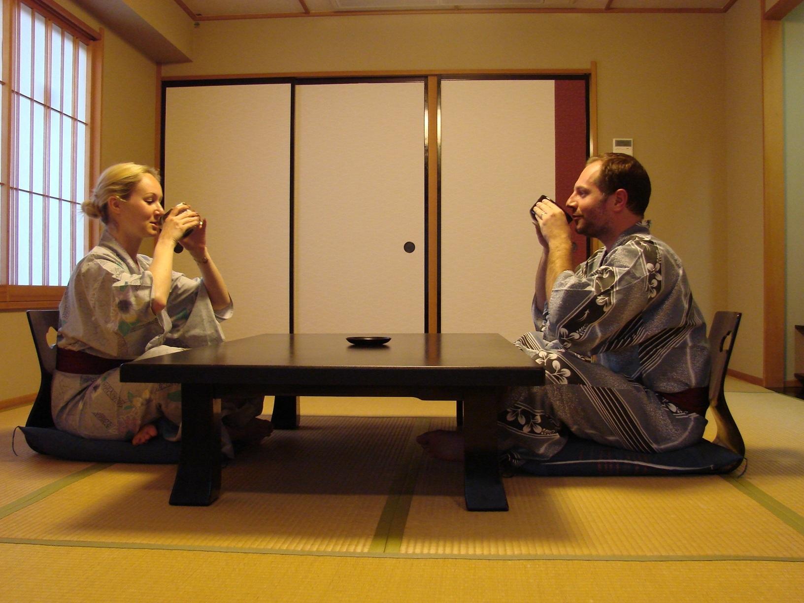 japanese tea etiquette