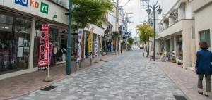 Ishinomaki streets 2012