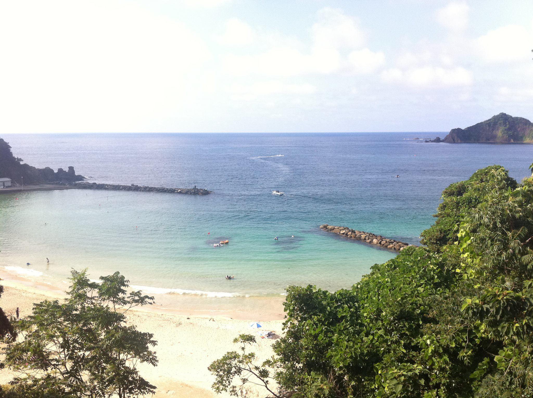 Sasago beach