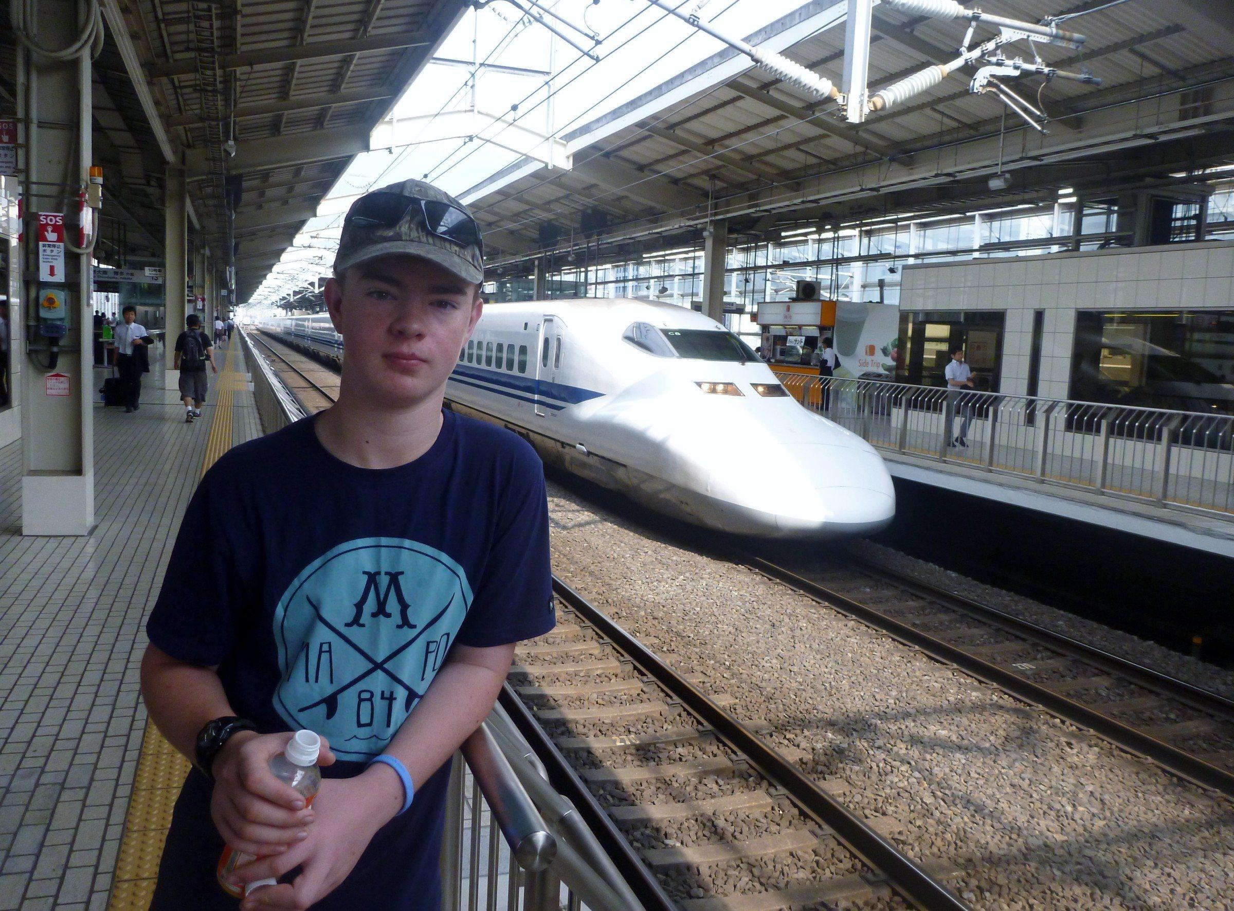 Awesome Shinkansen