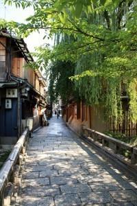 Kyoto roads