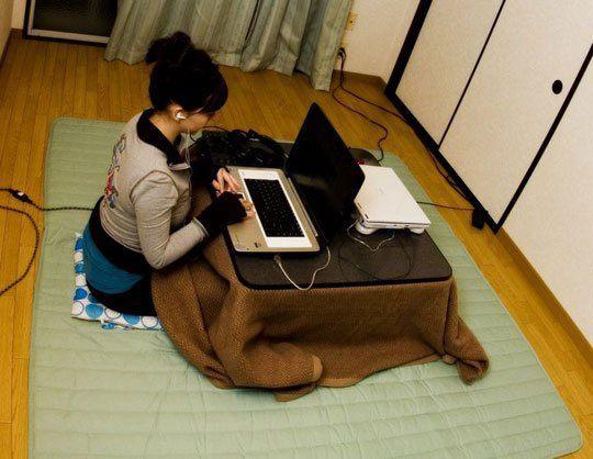 Modern Kotatsu