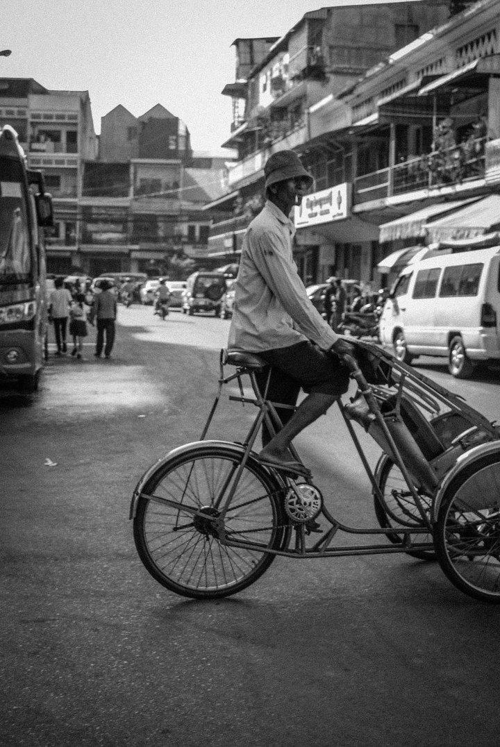 Cyclo Driver