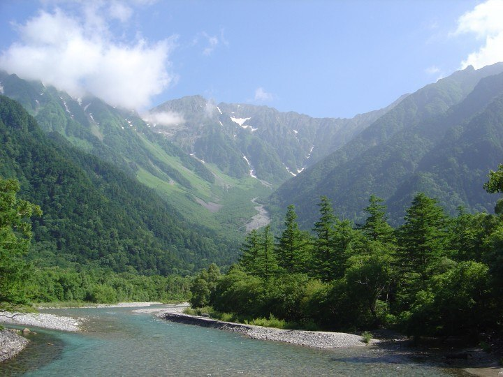 Kamikochi in summertime Inside Japan Tours