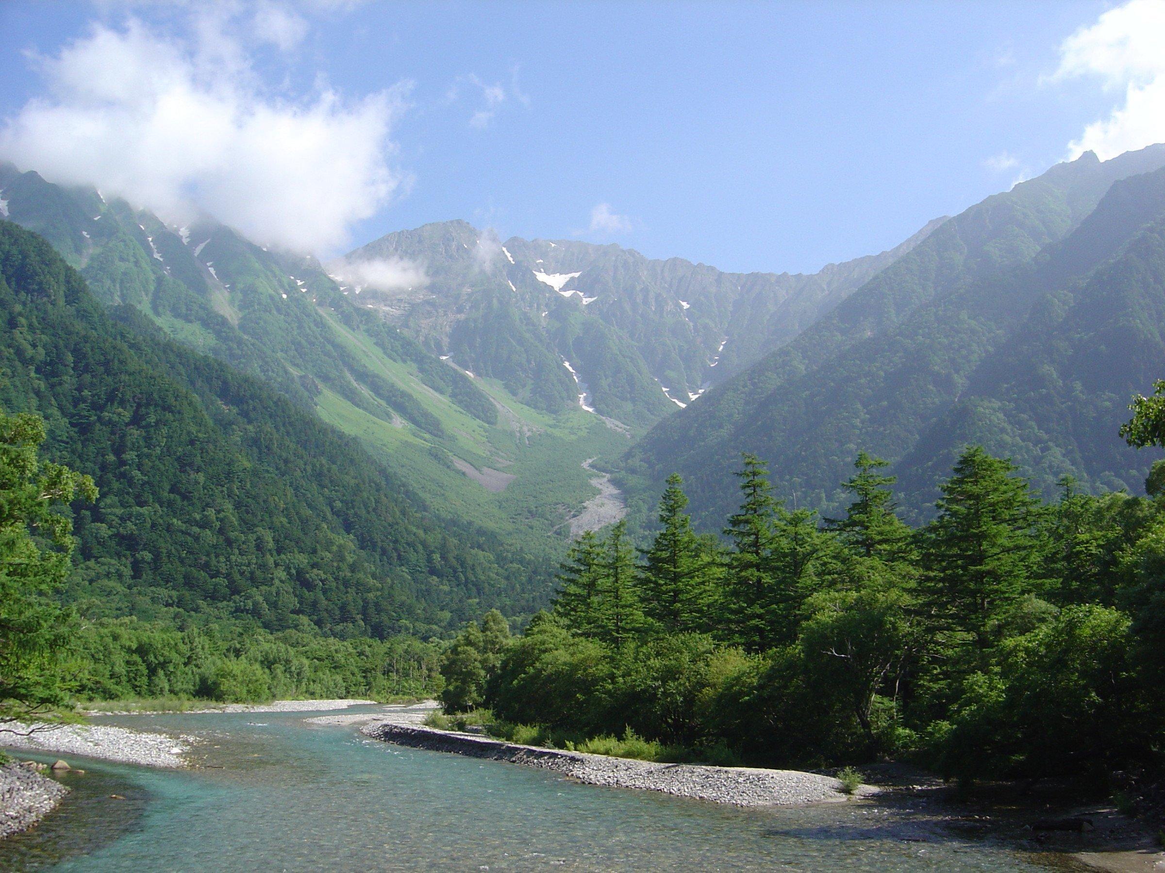 Hiking the Japanese Alps - InsideJapan Blog