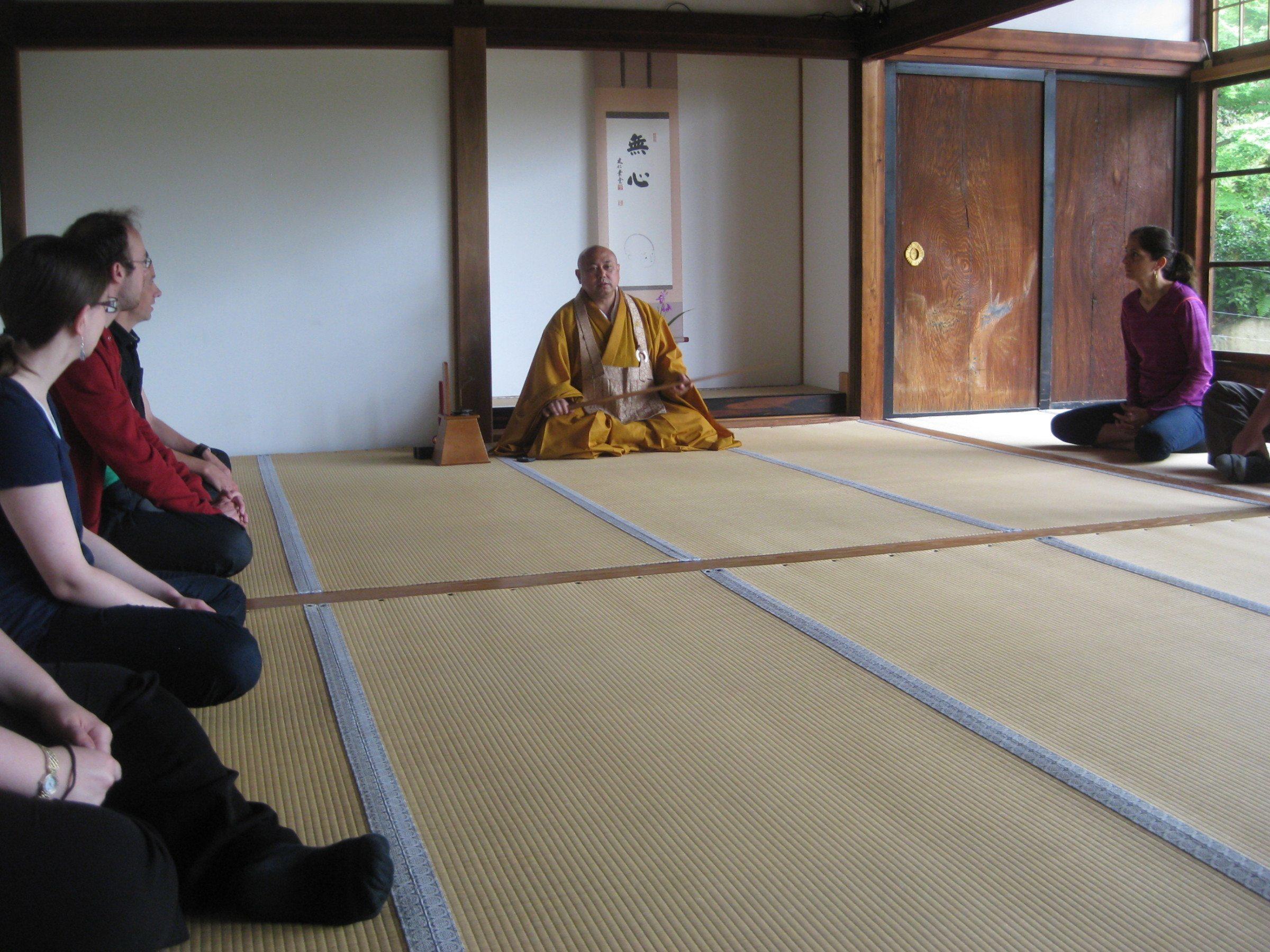 Zen moments in Kyoto
