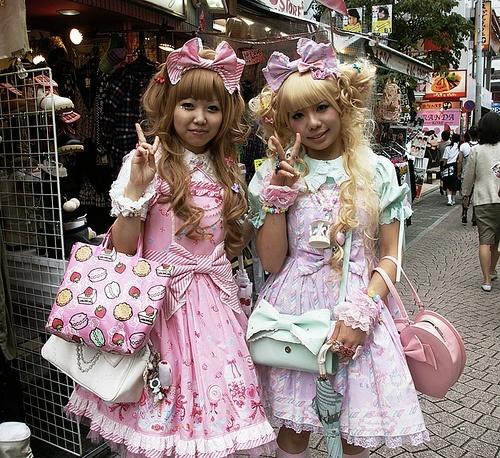 Unique Japanese Fashion