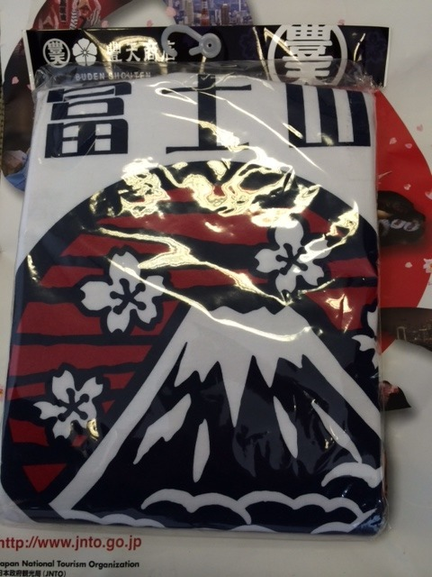 Mt Fuji Tshirt