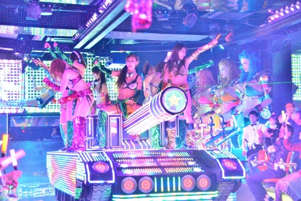 Can not Japan tokyo fetish night clubs you advise