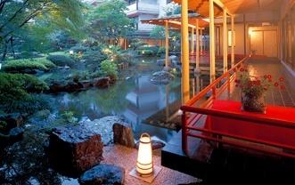 Slip into a yukata and enjoy some 'omotenashi' at one of Kinugawa's Hot Spring Resorts