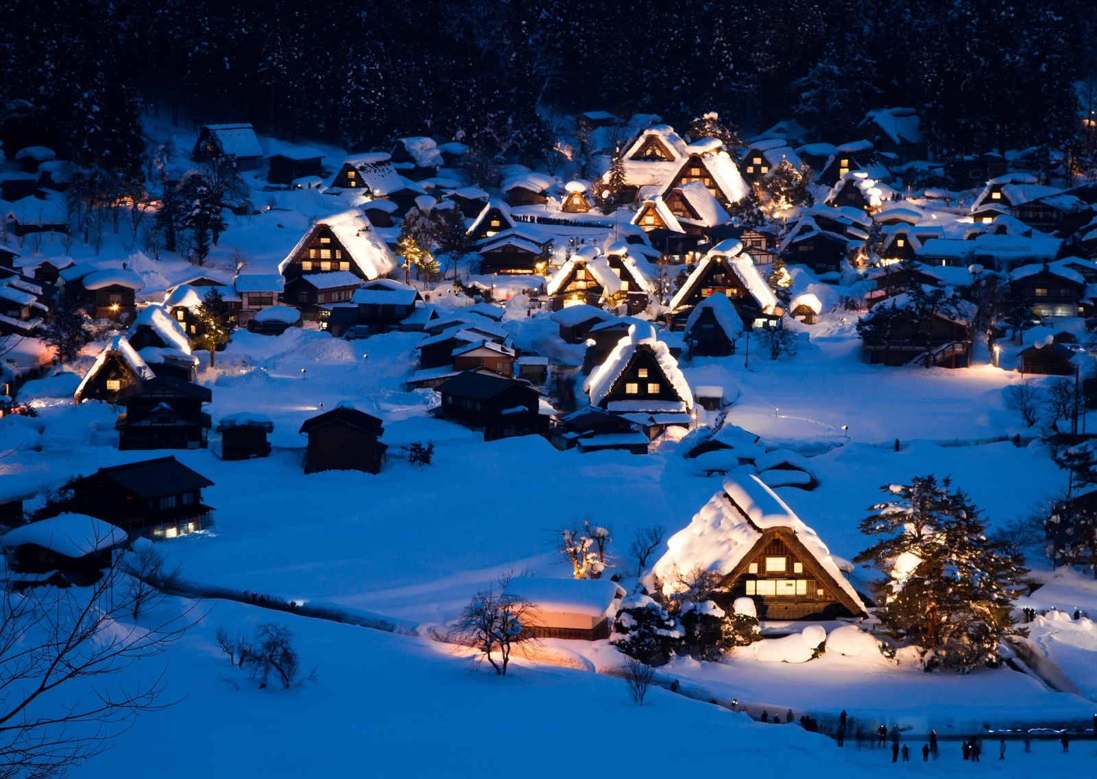 Reasons To Visit Japan In The Winter InsideJapan Tours Blog - 30 wonderfully wintery scenes around world