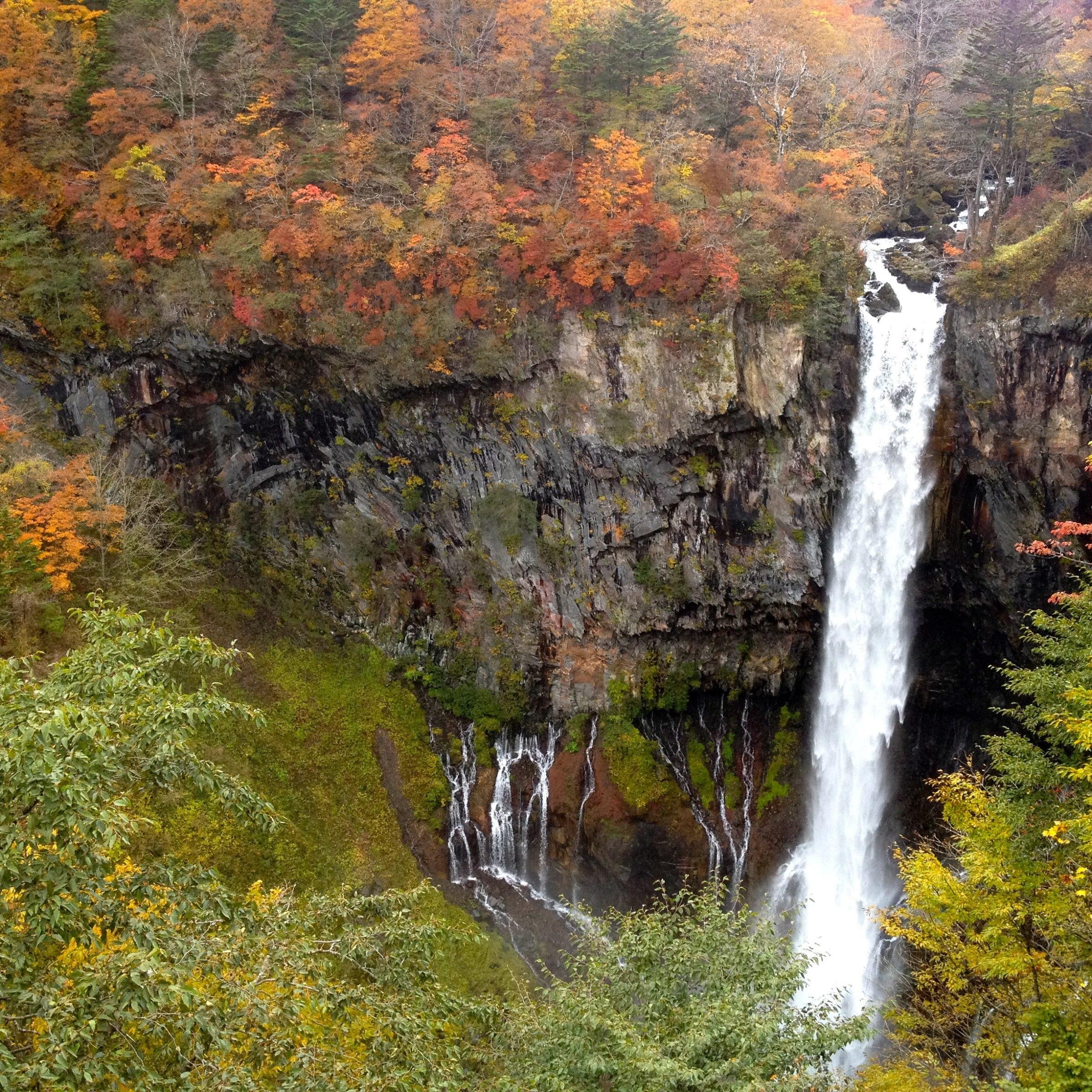 Waterfalls in Nikko