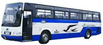 Highway bus (photo: japanguide.com)