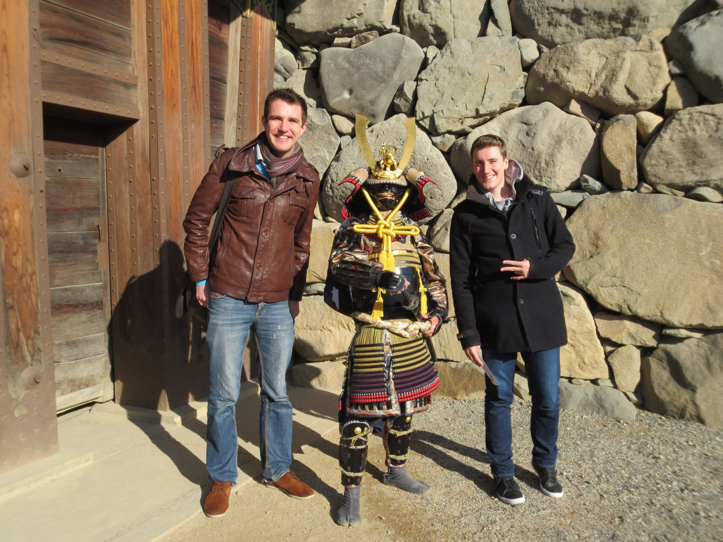 First-timer's Japan