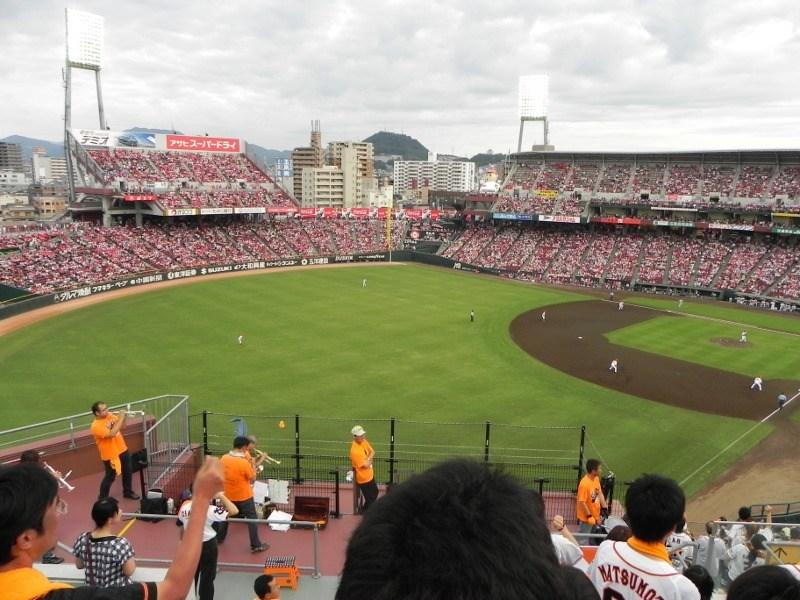 Baseball in Osaka insideJapan
