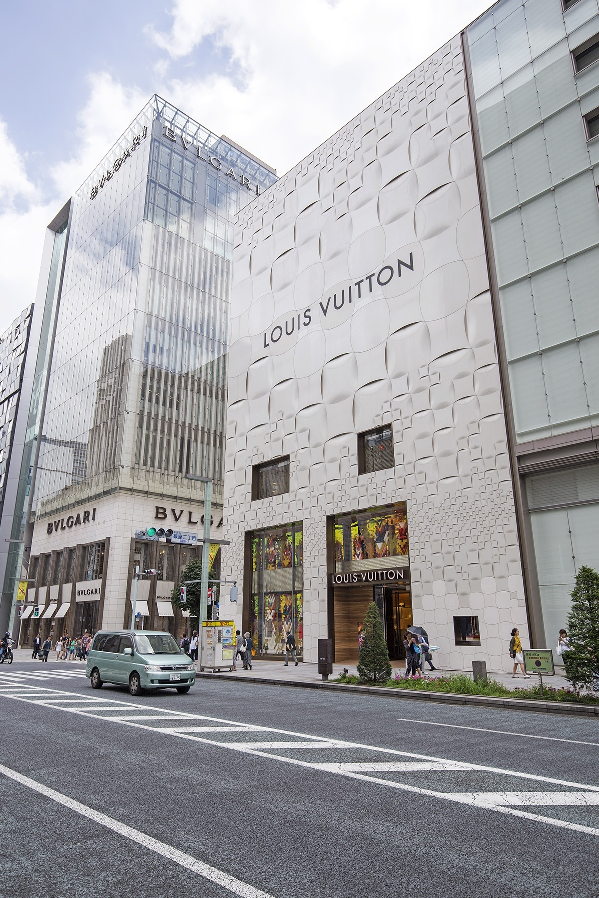 Contemporary architecture in Tokyo | InsideJapan Tours Blog