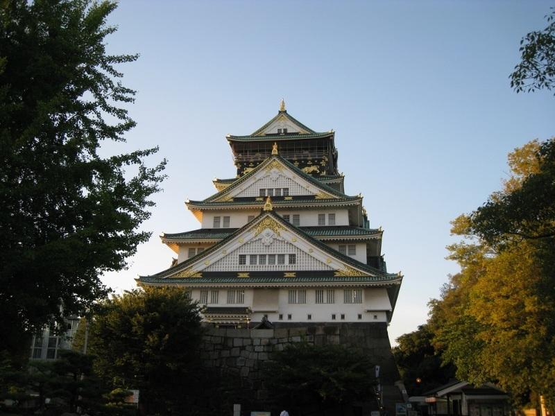 Osaka Castle Insidejapan
