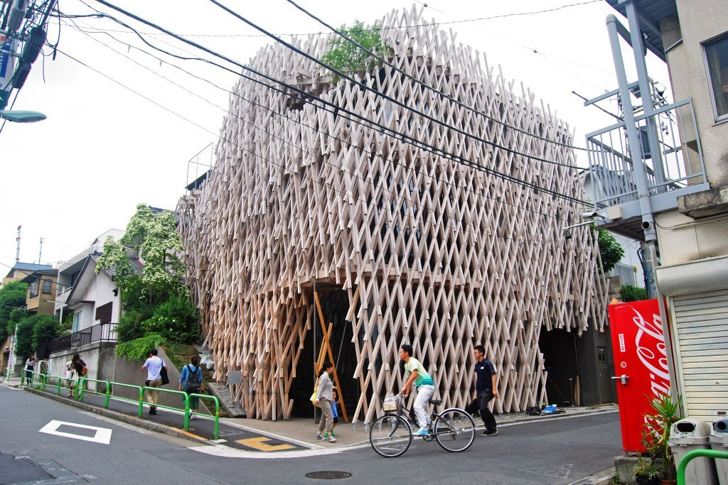 Contemporary Architecture In Tokyo Insidejapan Tours Blog