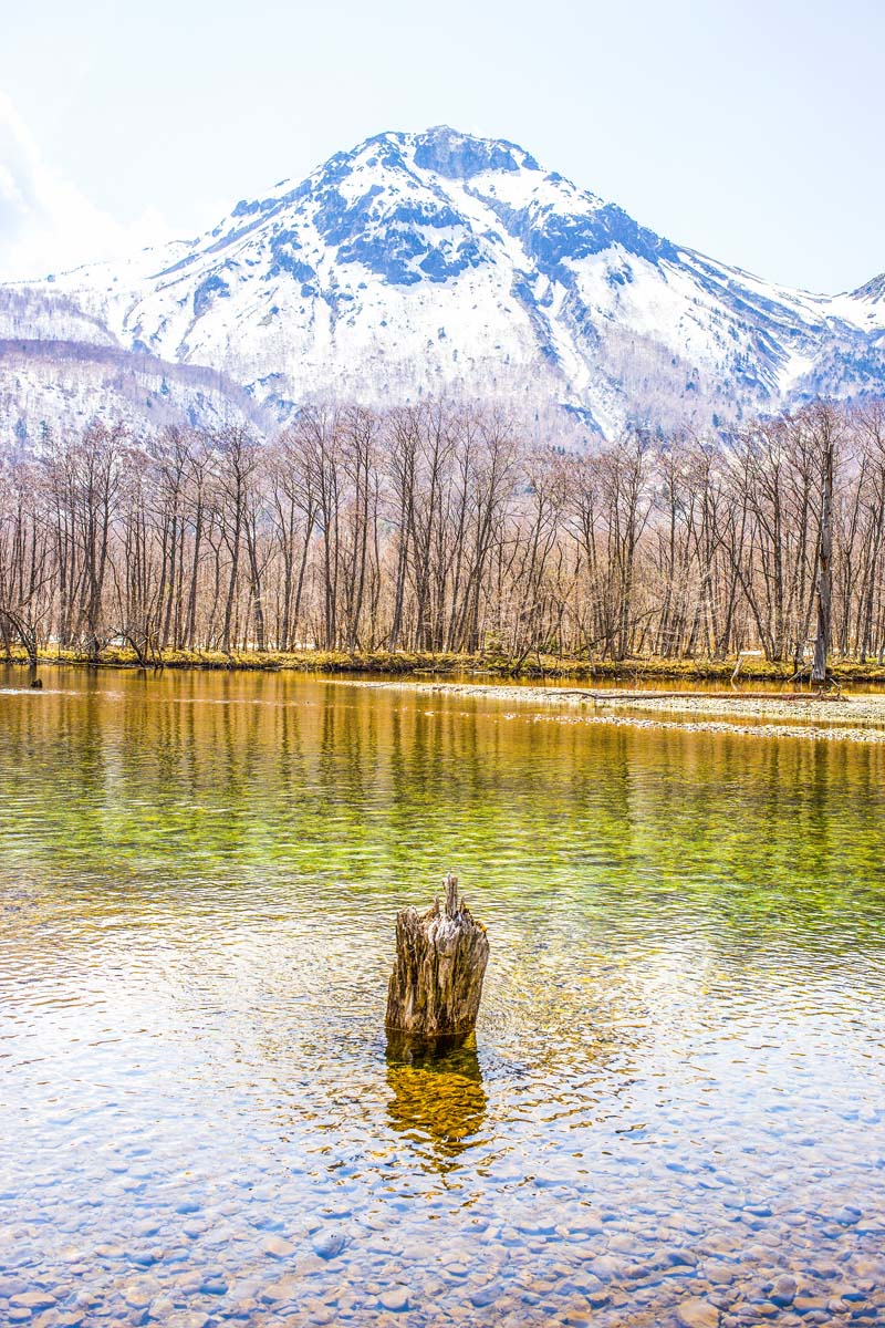 "Beautiful Kamikochi: ""Land of the Gods"""