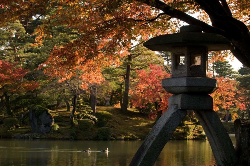 Kenrokuen: Beautiful at any time of year