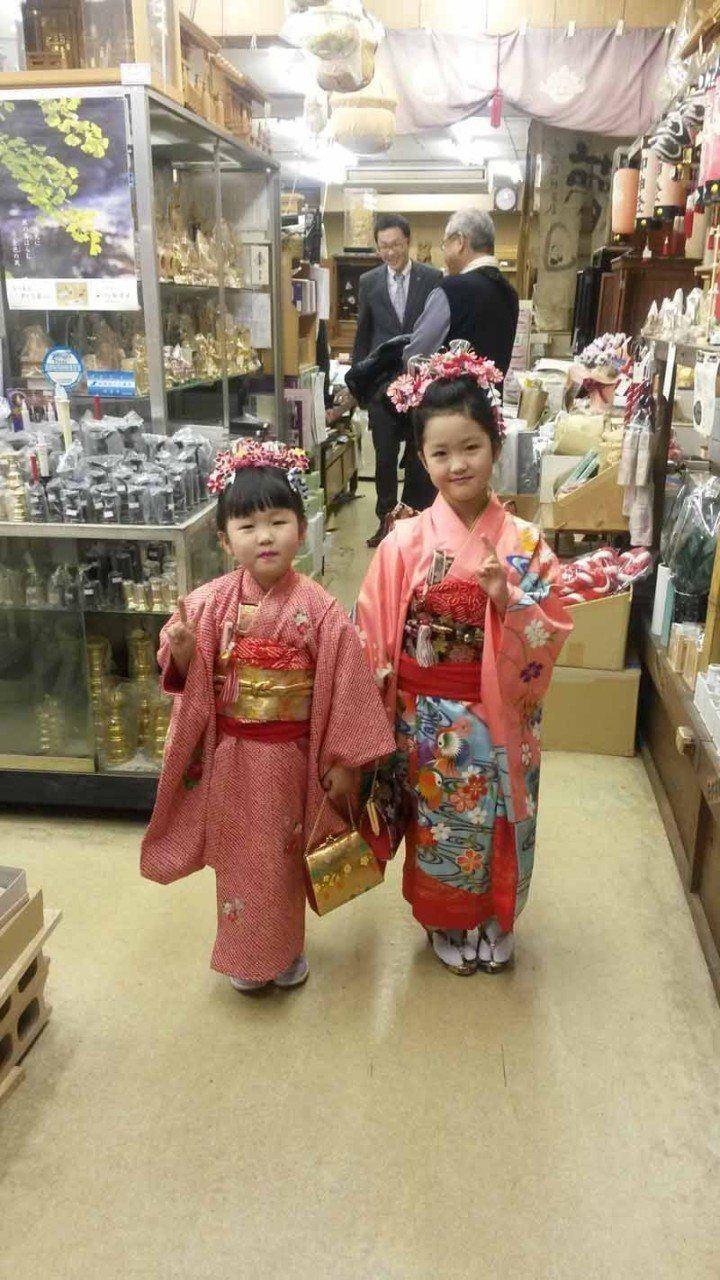 Girls in Fukuoka