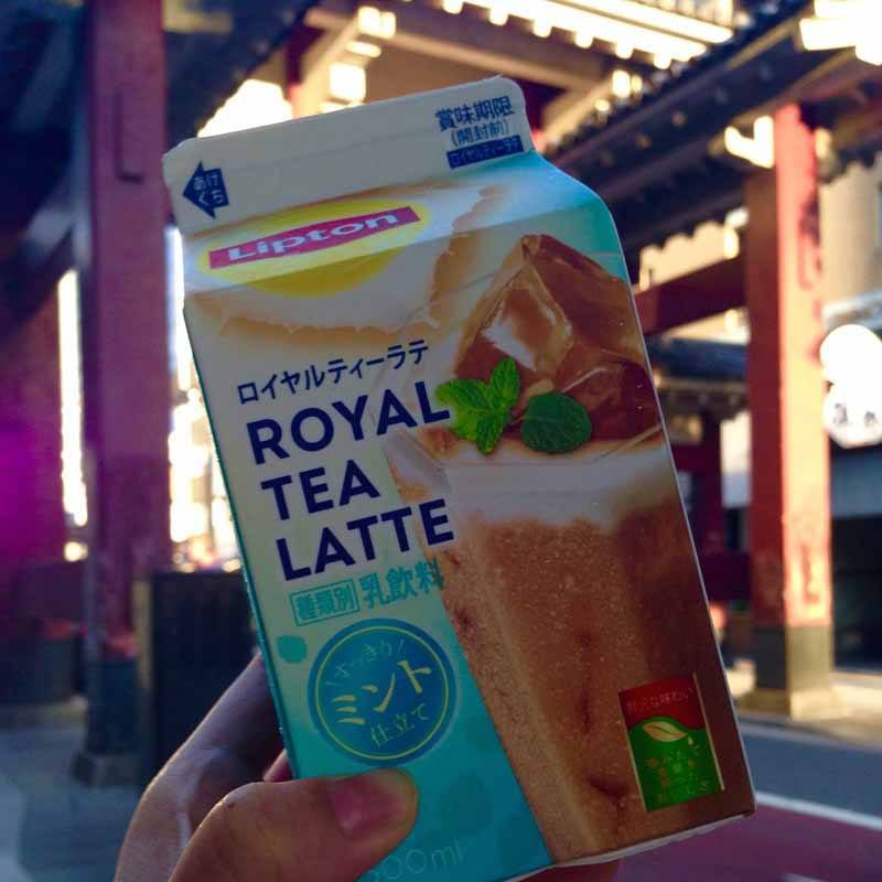When summer comes around, this refreshing mint milk tea brings cool relief in the humid months.