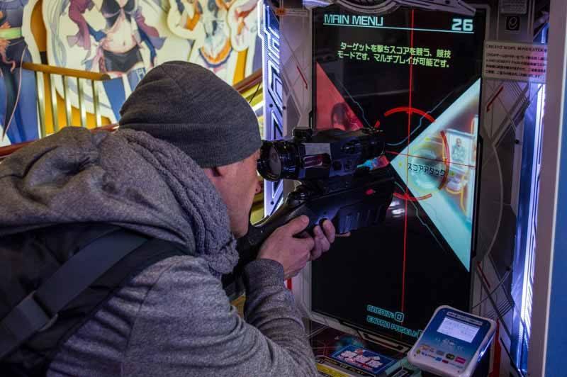 Sharp shooter Steve