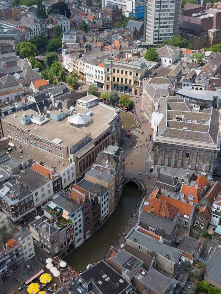 The Dutch city of Utrecht
