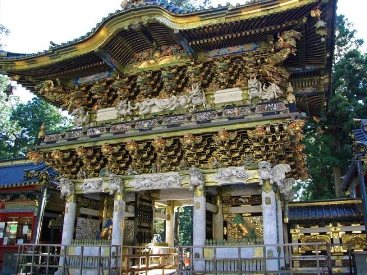 Toshogu, Nikko