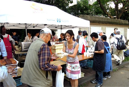 Photo: Second Harvest Japan