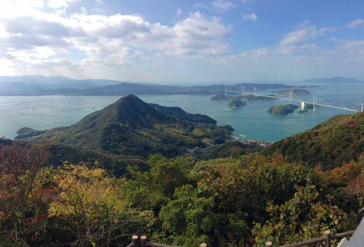 Cycle the Shimanami Kaido