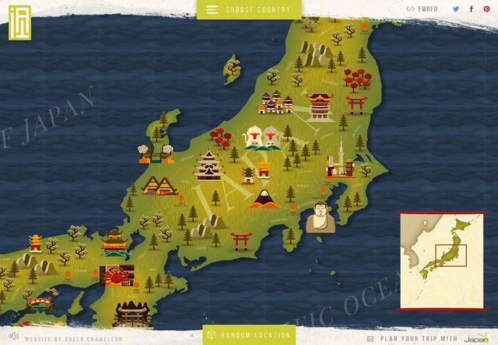 Our beautiful, beautiful map