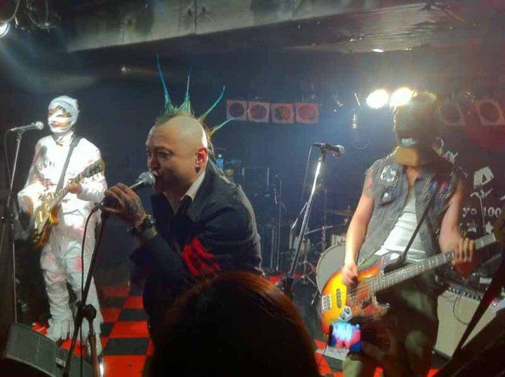 A taste of Koenji punk