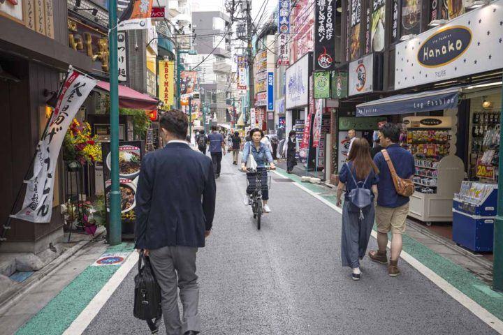 Shimokitazawa: A great place for shopping