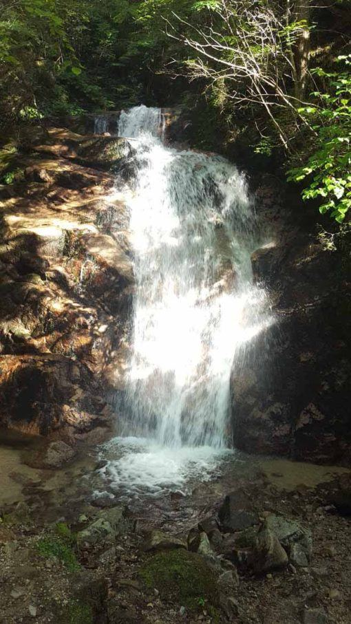 Metaki & Otaki; Female & Male Falls