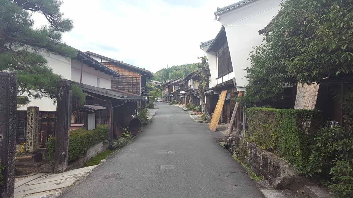 Traditional streets