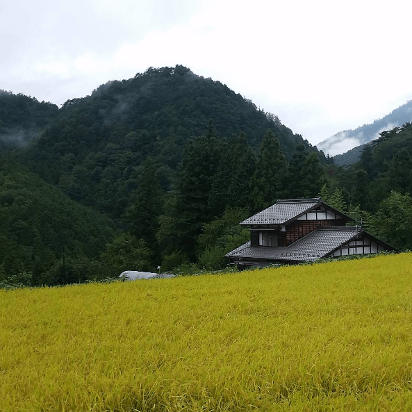 Tsumago, in the Kiso Valley