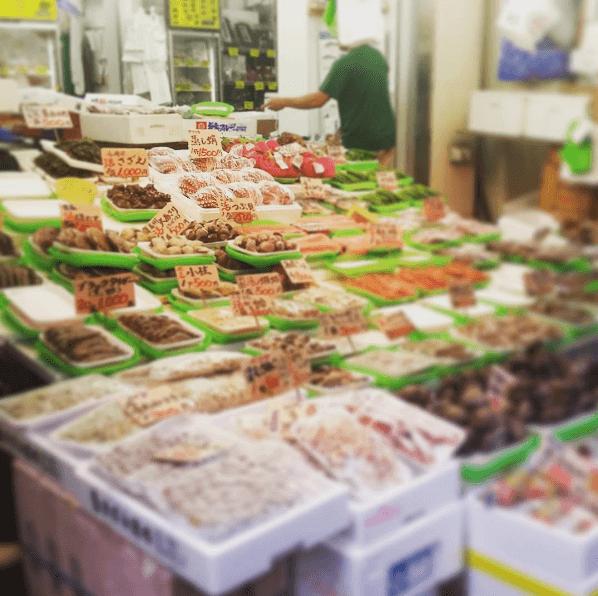 Tokyo's fish market