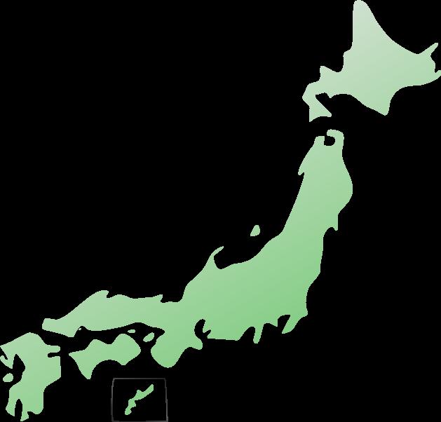 Japan In Bloom Inside Japan - Japan map png