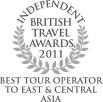 Inside Japan Tours - Independent British Travel Awards 2011 - Best Tour Operator To East and Central Asia