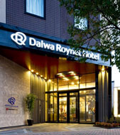 Daiwa Roynet Hachijo-Guchi (Accessible Room)