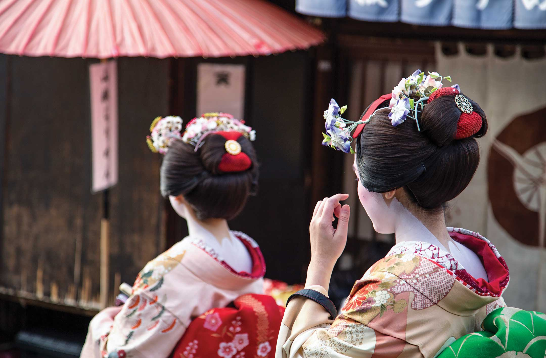Geisha Japanese Culture Inside Japan Tours
