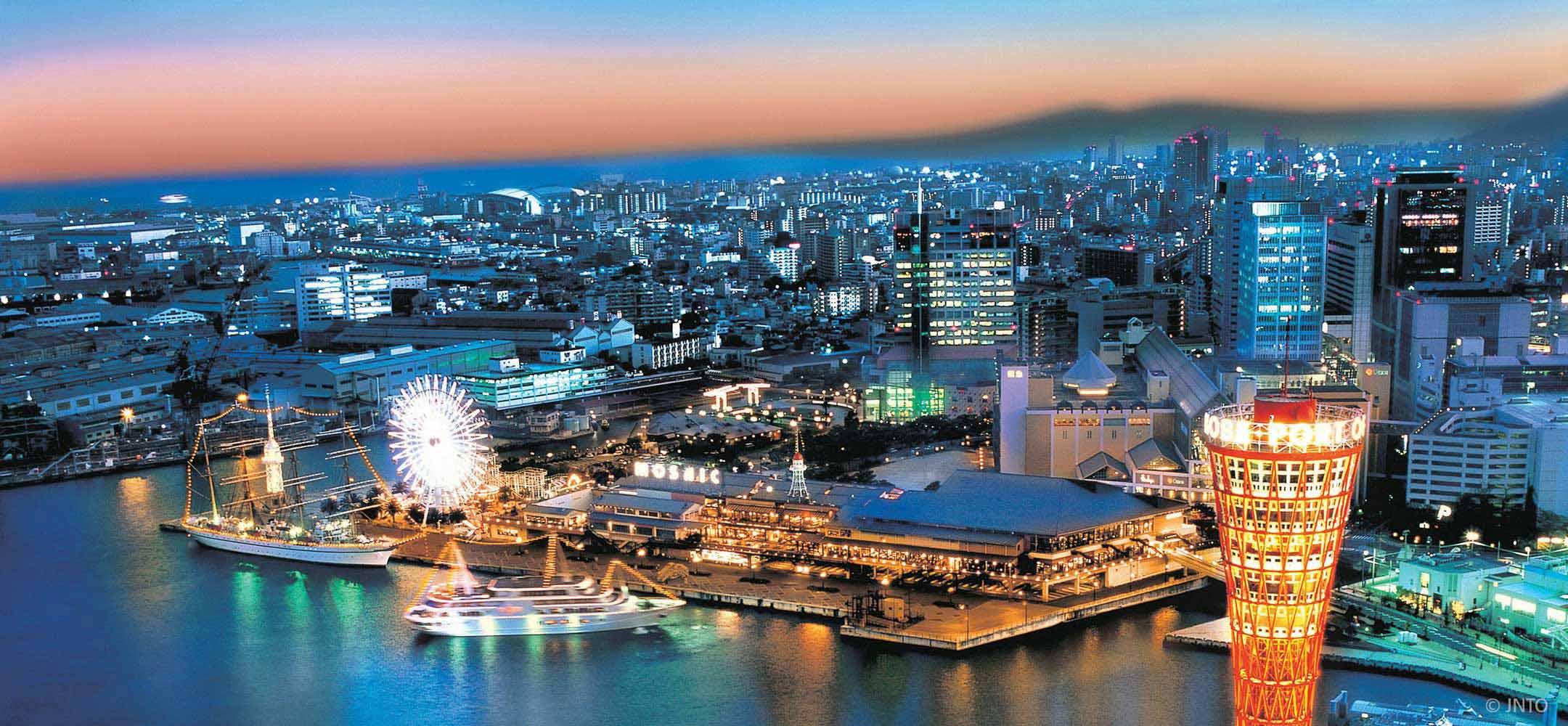 Kobe Japan  City pictures : Kobe, Kinki | Inside Japan Tours