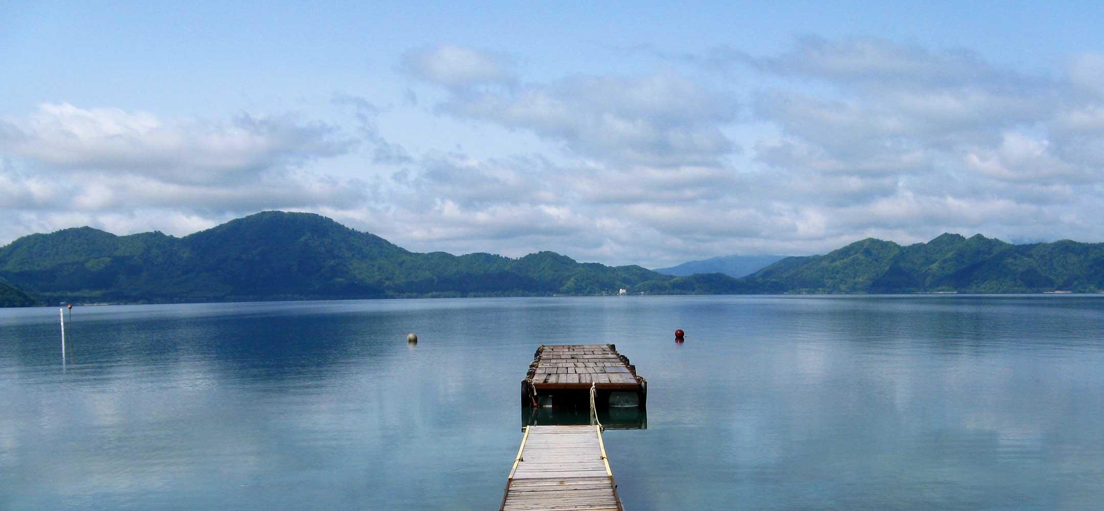 Lake Tazawa Tohoku Inside Japan Tours