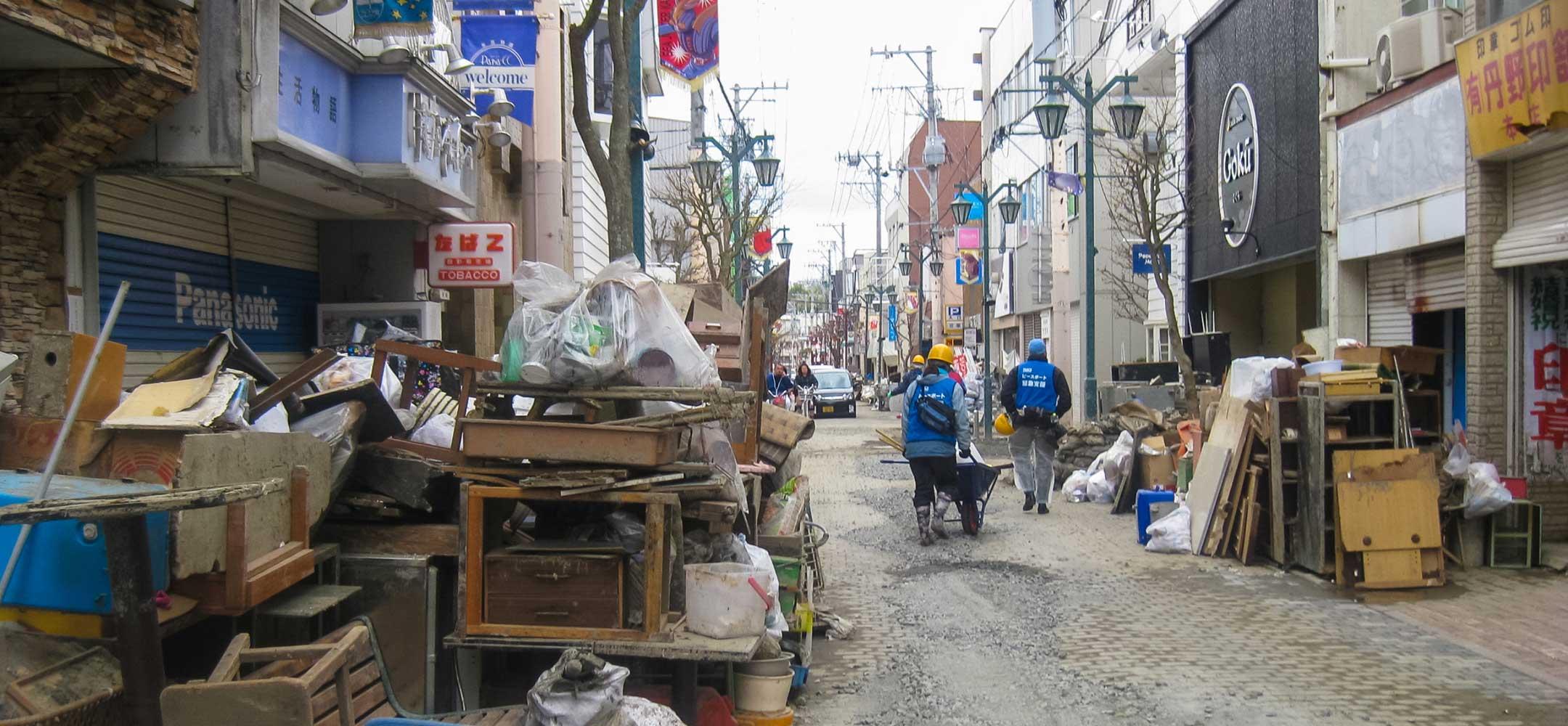 Ishinomaki Tohoku Inside Japan Tours