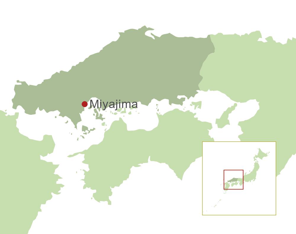Miyajima, Chugoku | Inside Japan Tours