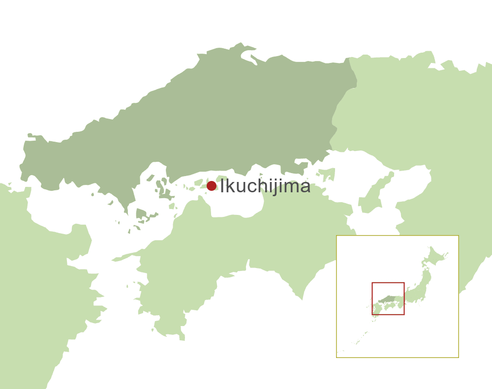 Ikuchijima Map