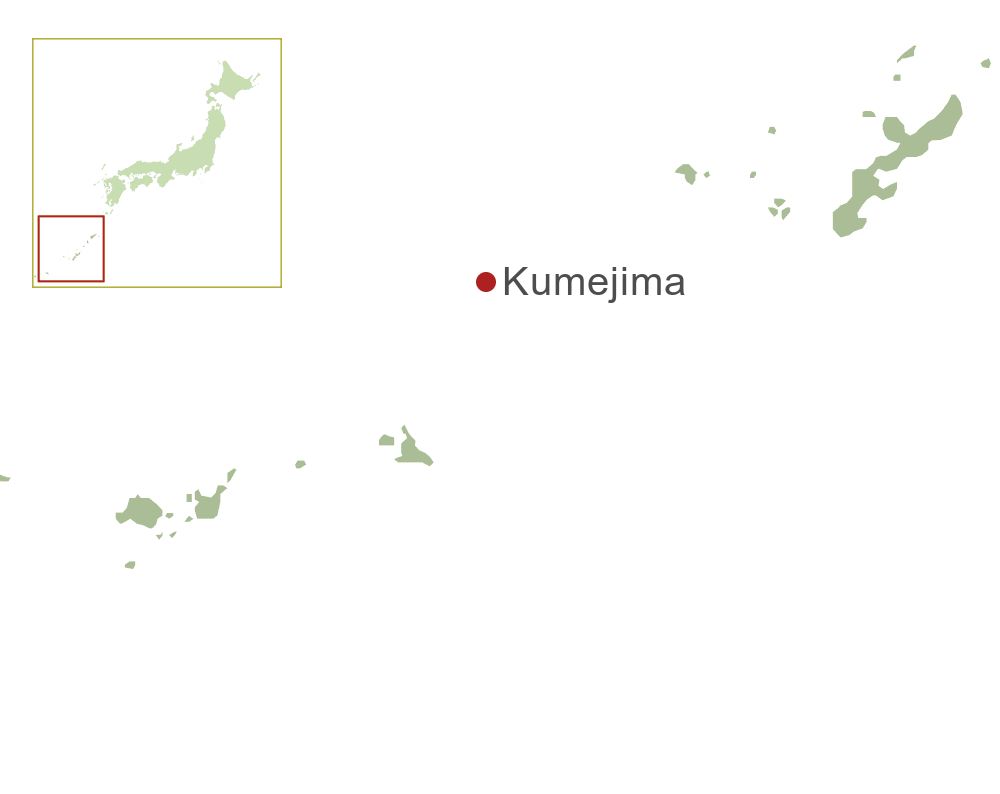 Kumejima Map